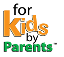 For Kids By Parents Logo